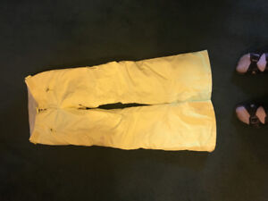 Women's snowboard pants size small