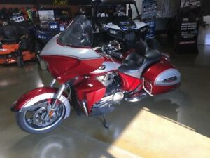 2012 Victory Motorcycles Cross Country