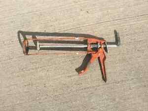 The good caulking gun