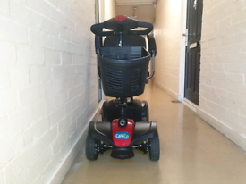 Carco zoom mobitity scooter
