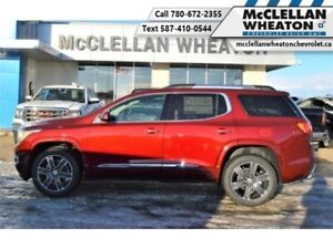 2018 GMC Acadia Denali  - Leather Seats -  Cooled Seats - $340.3