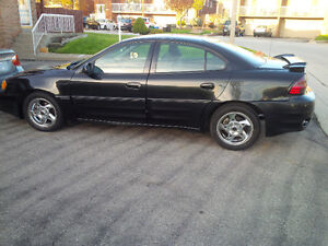 Pontiac Grand Am gt Sedan certified and emission tested  clean