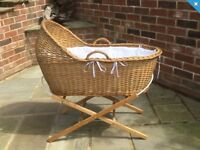 High Quality Moses Basket