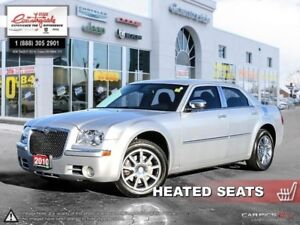 2010 Chrysler 300 LIMITED  -  Heated Seats