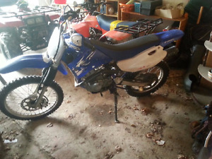 SOLD TTR-125 for sale