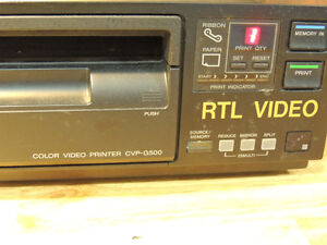 Sony Video Printer, Sony CVP-G500, Sony handycam London Ontario image 5