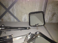 Towing Mirrors - Camper set of two