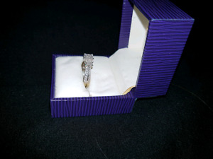 0.75 Karat Diamond ring