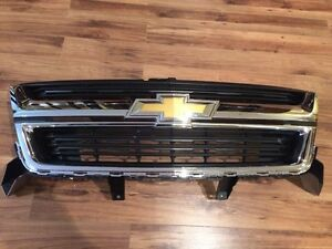 Chevy Colorado Chrome Grill