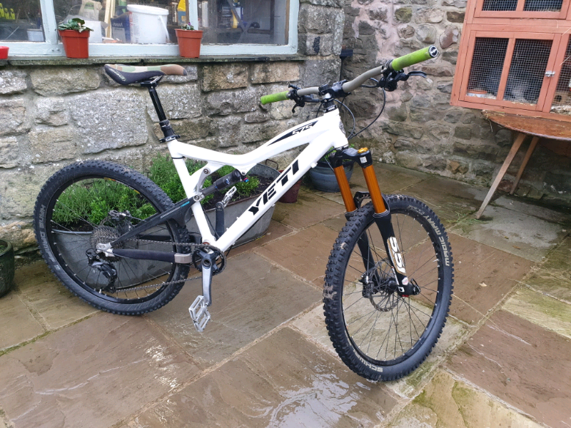 Mountain Bike Enduro All Mountain Yeti 575 In Ripon North Yorkshire Gumtree