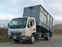 Mitsubishi Canter 7C14 4 X 2 Steel Body Tipper