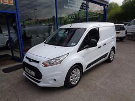 2014 FORD TRANSIT CONNECT 200 TREND SWB - 1 OWNER CAR DERIVED VAN DIESEL