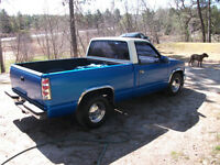 1990 Chevrolet SHORT BOX