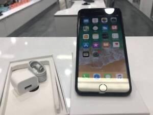 iPhone 7 plus 128gb jet black warranty tax invoice unlocked