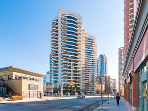 Downtown West End | 2BED + 2PARKING