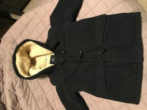 Boys' Gap Pea Coat size 4T