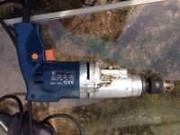AEG and black and decker drills