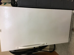 Upright commercial freezer