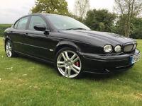 Jaguar X-TYPE 2.0D 2006 56 REG Sport DIESEL VALUE FOR MONEY CAR AT 61 PLUS MPG