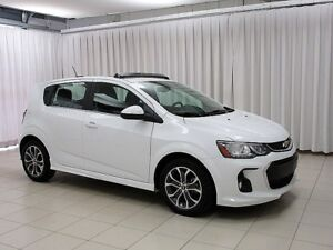 2017 Chevrolet Sonic A NEW ADVENTURE IS CALLING!!! RS LT TURBO 5