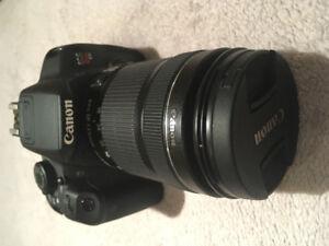 Brand new canon camera (E0S)Rebel T5i $599