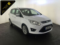 2013 FORD GRAND C-MAX TITANIUM TDCI 7 SEATER 1 OWNER SERVICE HISTORY FINANCE PX