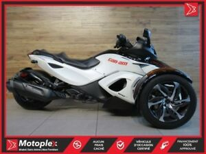 2014 Can-Am Spyder RS-S SE5 62$/SEMAINE