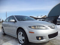 2007 Mazda Mazda6 GT Sport PKG---EXCELLENT SHAPE IN AND OUT