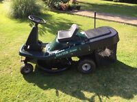 Ride On Hayter Lawnmower