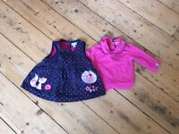 Baby girls designer bundle lily & Sid, jasper conran, Oliver bonas.