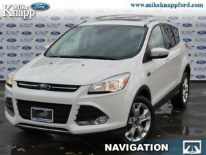 2016 Ford Escape Titanium  AWD, Nav, Sunroof