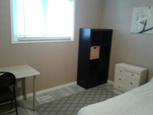 Two rooms close to Seneca college  available July 1st