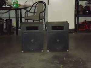 stage speakers