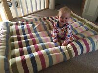 Bill Brown double mattress