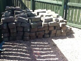 Wanted COBBLES OLD TRADITIONAL COBBLE SETTS