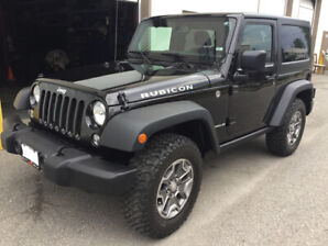 2017 jeep rubicon