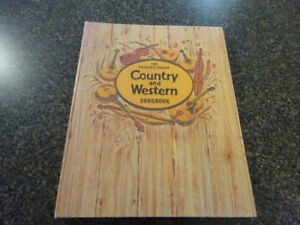 The Reader's Digest Country & Western Songbook, copyright 1983