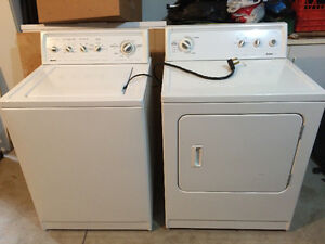 Kenmore 80 series washer and dryer for sale