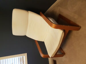 Used Ikea Poang Chair