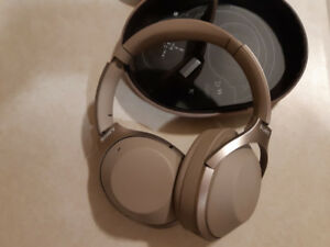 Sony Over-Ear Noise Cancelling Bluetooth Headphones (WH1000XM2)