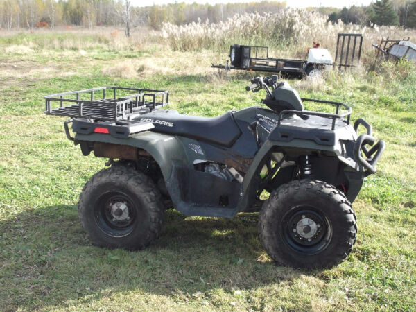 Used 2012 Polaris 500 ho