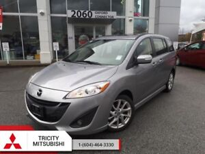 2017 Mazda Mazda5 GT  - LEATHER HEATED SEATS, ALLOY WHEELS, BLUE