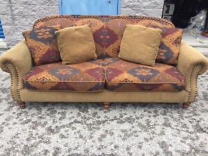 excellent conditon two seater couch