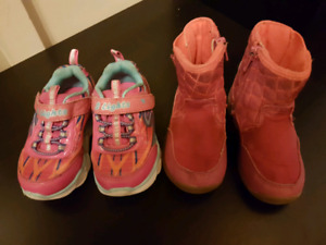 Toddler girl shoes/boots size 6