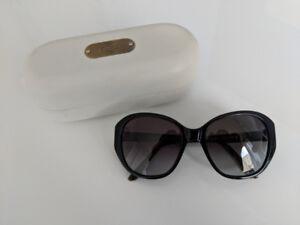 Chloe CL2261 Noir/Tortoise Sunglasses