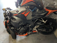 2010 Honda CBR1000RR  Parting out  RPM Cycle