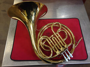 King Single F French Horn