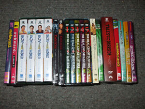 Various TV Shows on DVD (Prices Vary)