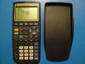 Texas Instrument TI – 83 plus Graphing Calculator