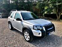 2005 Land Rover Freelander 1.8 XEi #4x4 #Convertible #FinanceAvailable